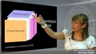 Identidad digital | via: Linda Castañeda