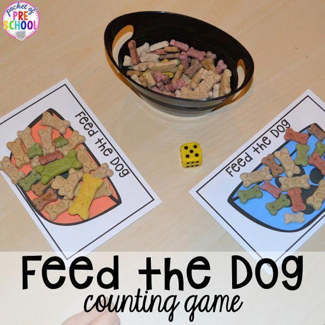Pet Themed Activities and Centers #Preschoolcrafts #Animals #pethealthinsurance
