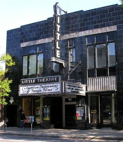 Little Theatre (Rochester, New York) has operating since 1928.  It is now a