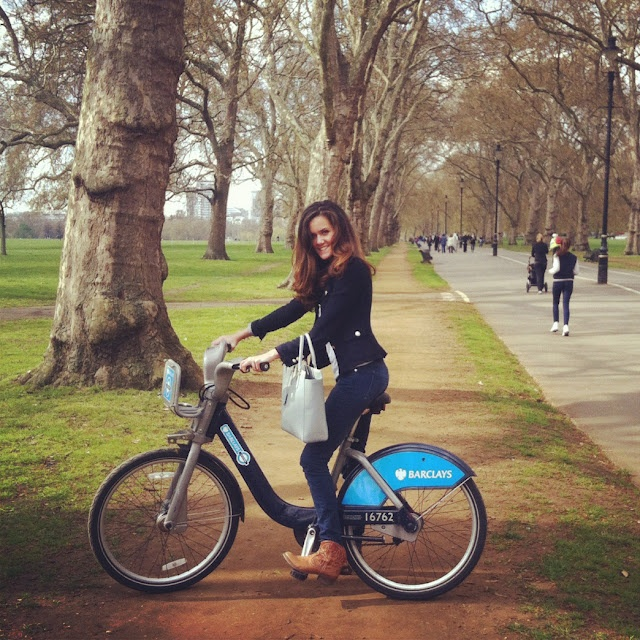 Rent Boris Bikes! They're free for the first 1/2 hour. Just have your bank card ready. Well worth it!