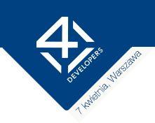 7 Kwietnia Warszawa 4developers