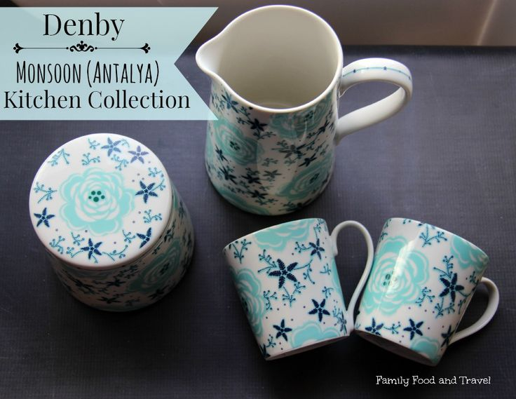 The Stunning Denby Monsoon Kitchen Collection