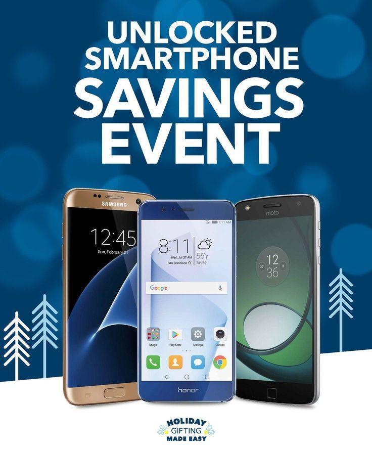 Best Buy Unlocked Smartphone Savings Event: Deal on Unlocked Smartphones via @mandipie4u