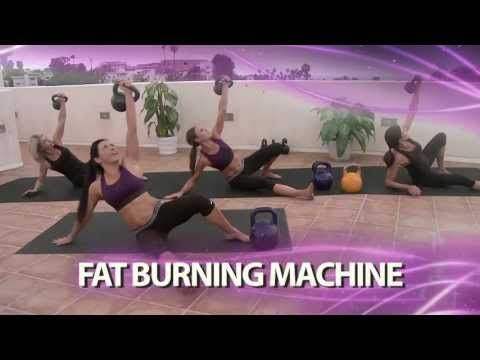 Lauren Brooks Kettlebell Workout Packages | Kettlebell DVD Packages