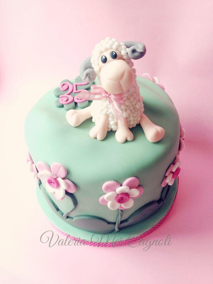 Ariete cake design.