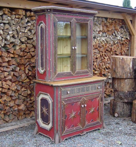 Adirondack Rustic Furniture | RusticVideos.com - Rustic Furniture,Adirondack & Western Furniture ...