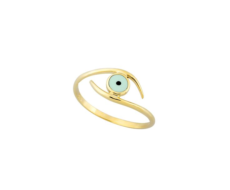 gold ring in 14K fashionable!