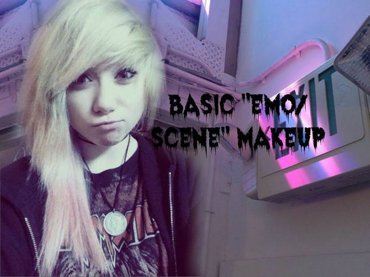 1000 Images About Emo Goth Pin Up Scene On