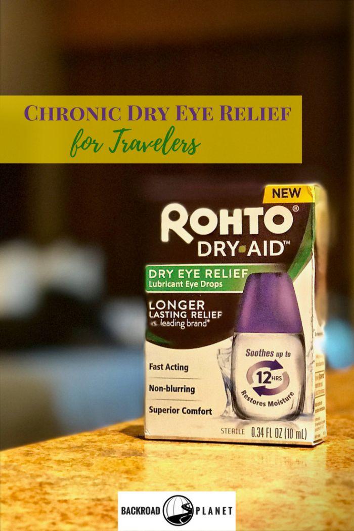 Chronic Dry Eye Treatment Natural Remedy