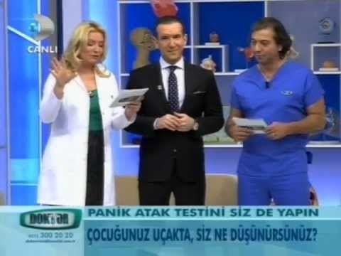 Kanal D Doktorum Programı, Dr.İbrahim Bilgen, Panik Atak ve Tedavi Metod...