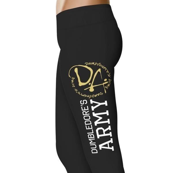 ✨Just Launched! Check Out These new addition to our HP Collection - Dumbledore's Army Leggings! Aren't these the coolest? Grab yours now!