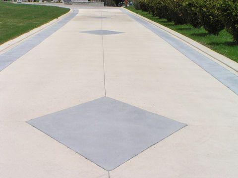 concrete driveways | Coloured Concrete Finishes | Dambra Concrete Developments Melbourne