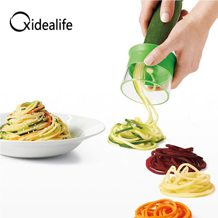 1Pcs Fruit Vegetable Graters Tool Spiral Slicer Shredders Cucumber Carrot Spiral Cutter Potato Peeler Kitchen Accessories Tools cooking recipes * AliExpress Affiliate's buyable pin. Find similar products on www.aliexpress.com by clicking the image #FruitVegetableTools