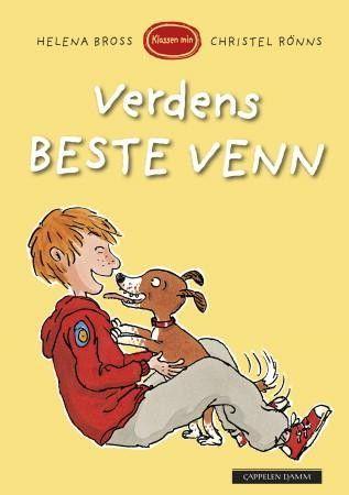 Om boka: Martin får en valp!  Boka har lite tekst på hver side, enkelt språk og mange tegninger. Stor størrelse på bokstavene og en gøyal fortelling.  Etter at Martin har gått tur med hunden Rex, får han så lyst på sin egen hund. Men klarer han å passe på den?