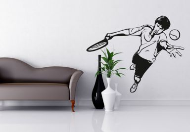 Muurstickers Sport Diversen Shop - wall-art.nl