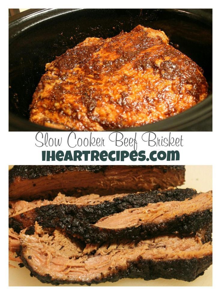 How to make Beef Brisket in the slow cooker!