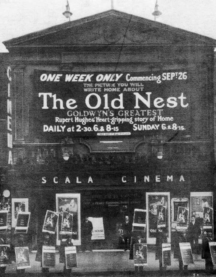 Hammersmith Road 1921