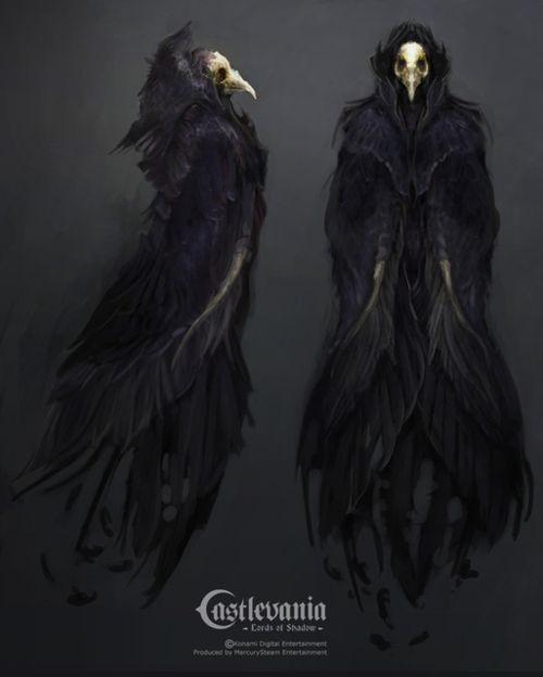 Castlevania Concept Art http://www.otlgaming.com/post/19294726050/castlevania-lord-of-shadows-concept-art-via