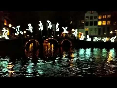 Amsterdam Light Festival 2015-2016