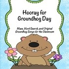 Build excitement for this fun day by having your students find the names of words associated with Groundhog Day via a word search, help the groundhog find its way out of its burrow with the maze activity, and teach your students the Groundhog Day songs. Oh, and don't forget to tune into your local news station or check the Internet to find out if the groundhog saw its shadow! ($)