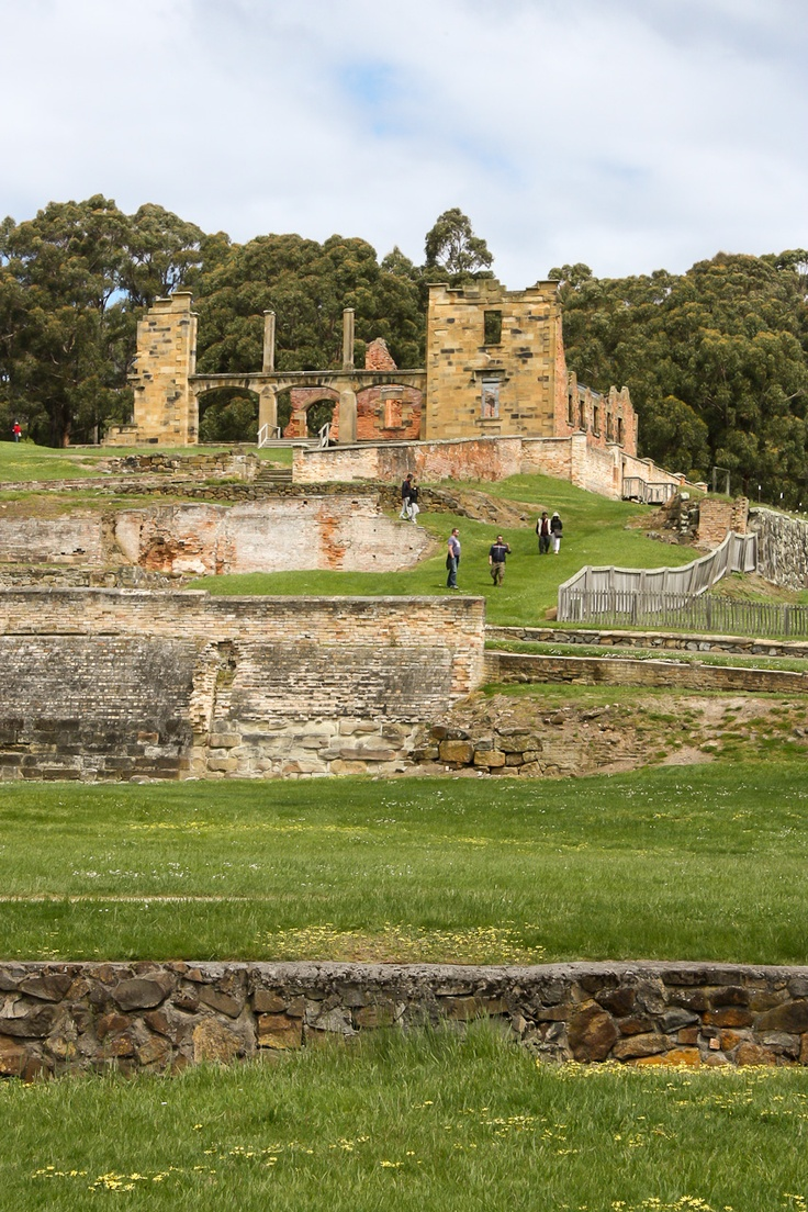 Australian Convict Sites (Port Arthur, Tasmania)