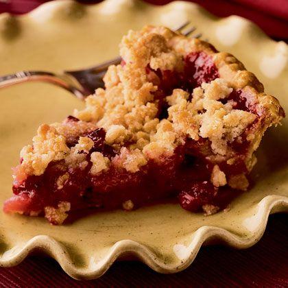 Cranberry Apple Pie from familyfun.go.com: Apples Pies, Cranberries Recipes, Pies Recipes, Fall Pies, Creative Cranberries, Cranberries Apples, Apples Crumb, Crumb Pies, Fall Desserts Recipes