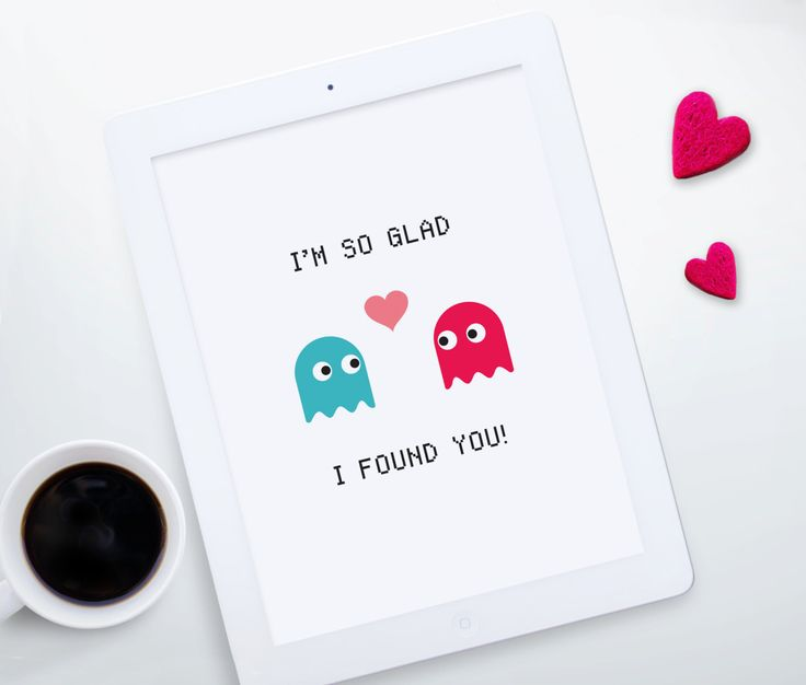 Funny anniversary card. Valentines day eCard. Boyfriend/girlfriend love eCard. DIGITAL FILE for instant download. by PenguinGraphics on Etsy