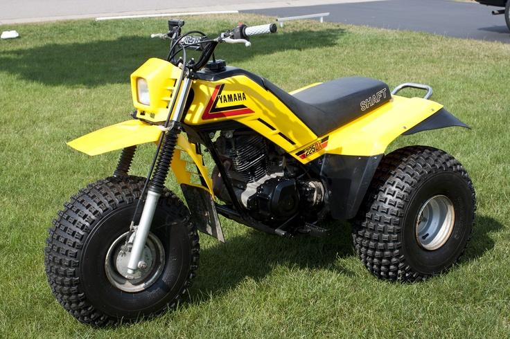 Yamaha  Tri Z  Wheeler For Sale