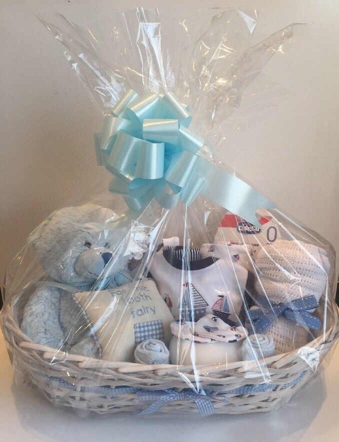 6637f16844d34 Baby Boy Gift Basket Baby Hamper Baby Shower Gift New Born Baby Boy Blue