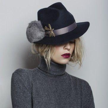 Dragonfly Wool Hat