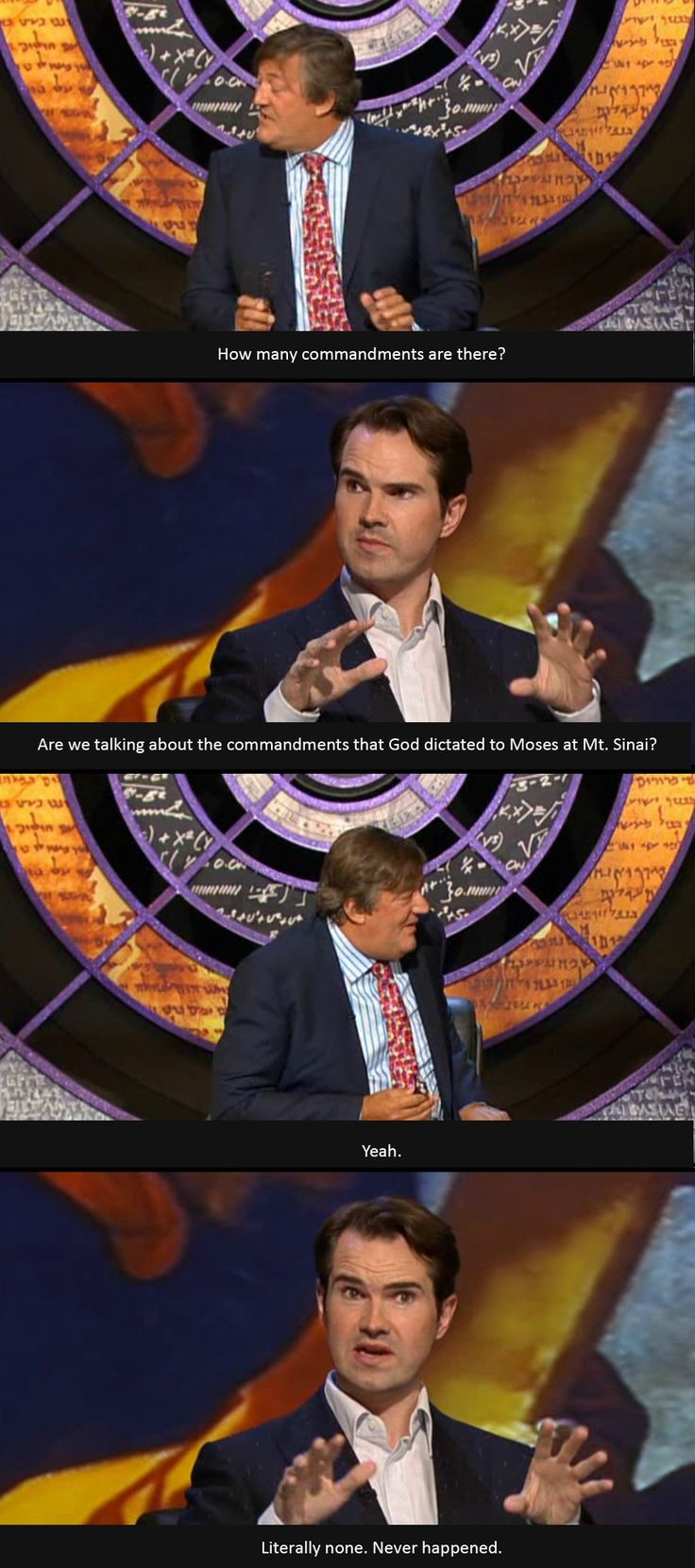 68 best images about QI (TV Show) on Pinterest | Facts, Rob brydon ...
