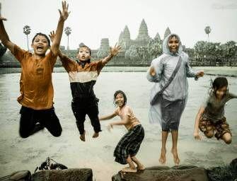 Biking the Temples of Angkor