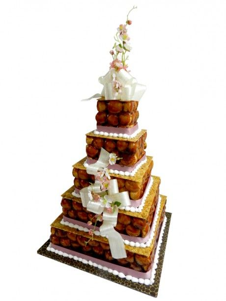 Patissier Wedding Cake Lyon