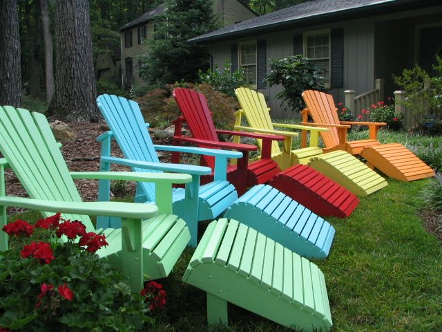 Painted Wood Patio Furniture best 25+ out door furniture ideas on pinterest | backyard patio