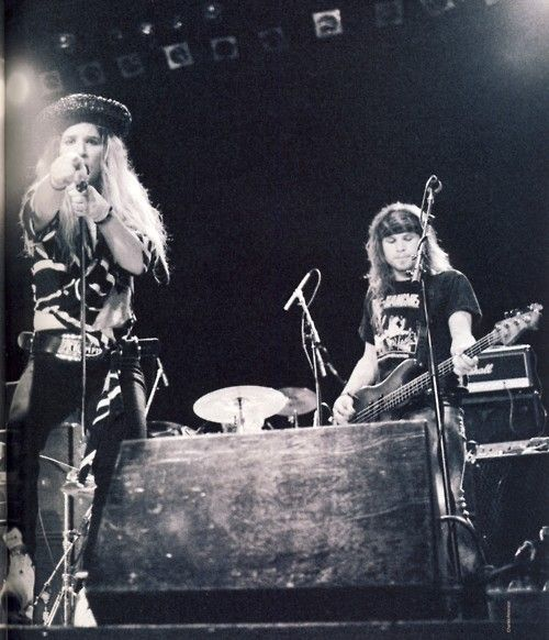 Andy Wood and Jeff Ament, Mother Love Bone