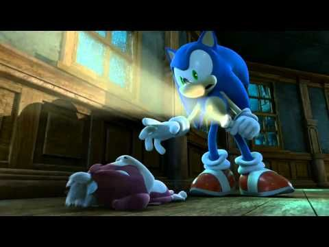 Sonic Unleashed - Night of the Werehog - Full Movie - (HD) I remember how scared I was when I first watched this...I'll post this on the Chip The Light Gaia board too.