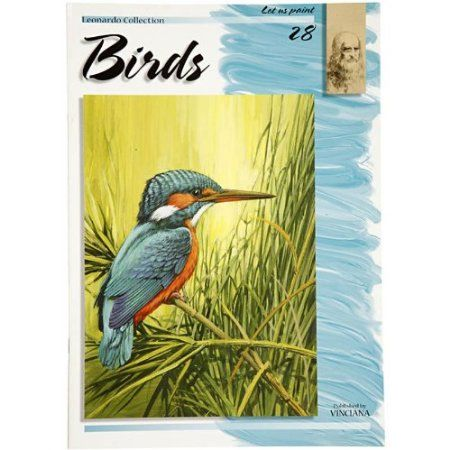 Leonardo Collection Birds No.28 (Birds No.28) [Paperback]