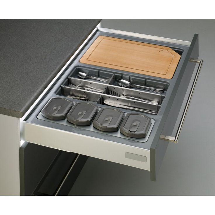 M s de 1000 ideas sobre separadores de caj n en pinterest for Medidas estandar de cajones de cocina