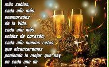 Selección de imágenes con frases para desear FELIZ AÑO NUEVO a tus seres queridos. Fin de Año 2016 / Año Nuevo 2017