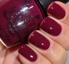 opi malaga wine. This is what I'm always wearing, fav color ever!
