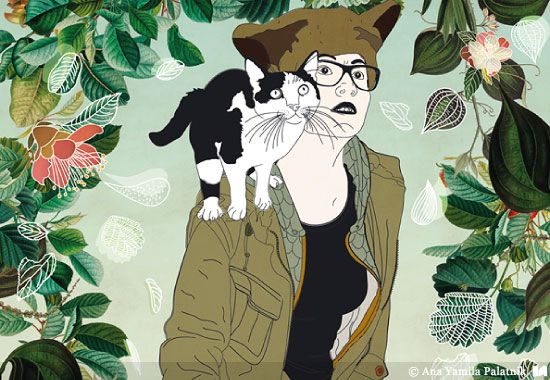 Ana Yamila Palatnik | Ilustradores Argentinos