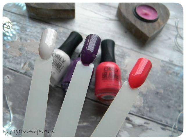 Cytrynkowe Pazurki: Nowości kosmetyczne i nie tylko