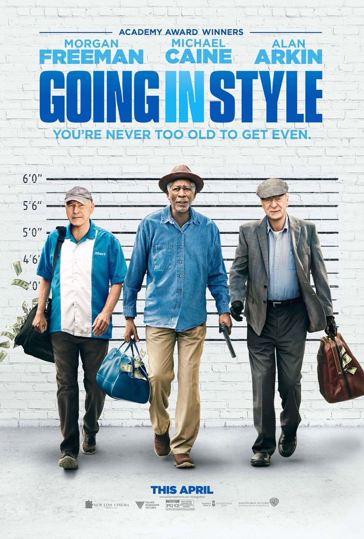 Going in style opens at regal cinemas on april 7 2017 get tickets