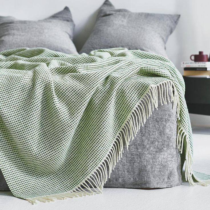 Norwegian Wools for Comforting Homes by Røros Tweed #MONOQI