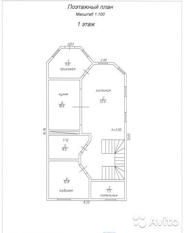Дом 200 м² на участке 7.3 сот. - купить, продать, сдать или снять в Краснодарском крае на Avito — Объявления на сайте Avito
