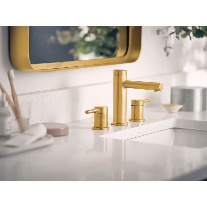 Align Widespread Bathroom Faucet Bathroom Faucets Gold Bathroom Faucet Widespread Bathroom Faucet