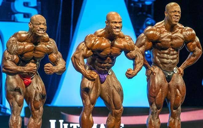 2016 Mr. Olympia Results and Payout