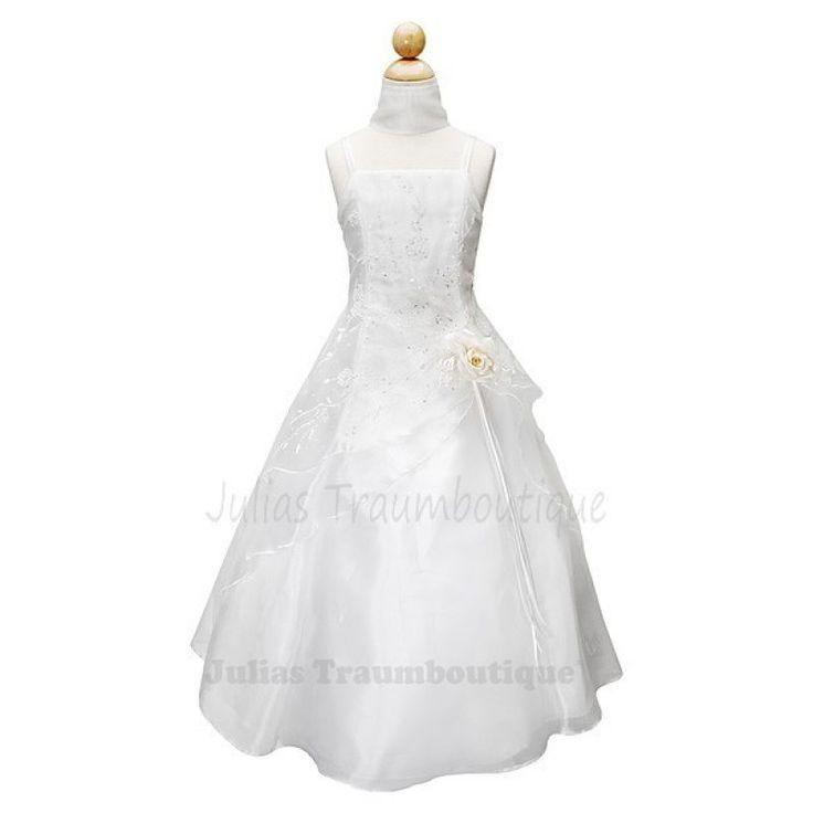 Jelena - traumhaftes, elegantes Kleid Gr. 104 bis 176 in 12 Farben