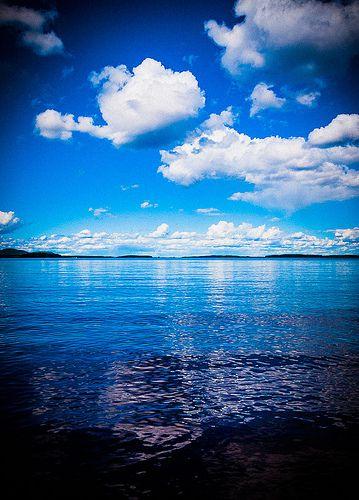 Lake Pielinen, Finland