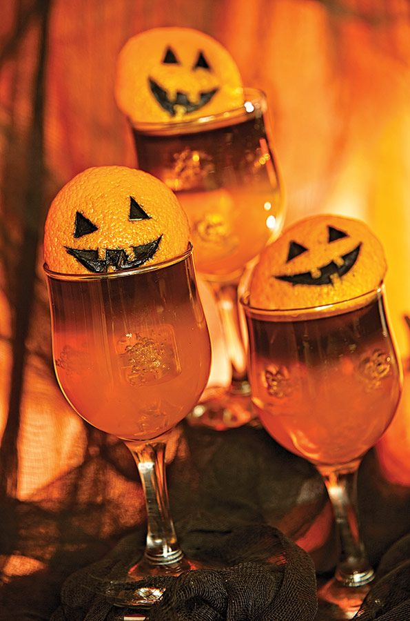 Jack o 39 connell cocktails and halloween on pinterest - Cocktail d halloween ...